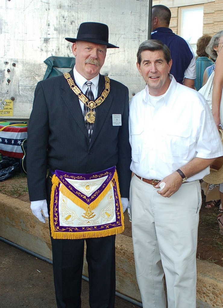 Bob Riley White Freemasonry