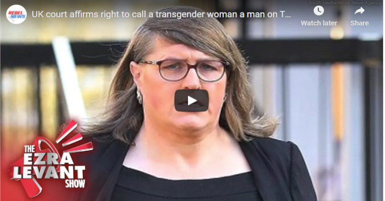 'A Pig In A Wig' – UK court affirms right to call a transgender woman a man on Twitter