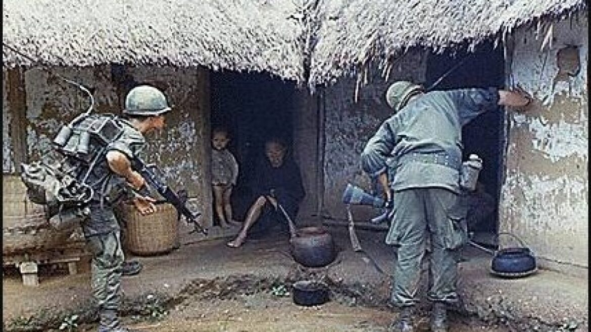 Did you mark or acknowledge the 50th anniversary of the My Lai Massacre? It was March 18, 2018. #VietnamWar #DDay #DDayRemembered